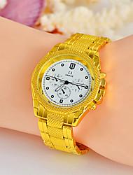 Men's Fashion Wrist Unique Creative Watch Casual Quartz Stainless Steel Band Charm Luxury Elegant Cool Watches