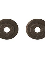 Stanley 2 Stück Rohrschneider, um das Rad -93-020 / 021 / Paket zu ersetzen