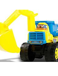 Toys Plastics Excavator Model