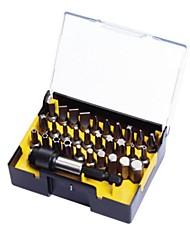 Stanley 31 cabeça de fiação da série 6.3mm e biela magnética set a / 1 sets
