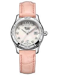 Casio Watch Sheen Series Fashion Studded Waterproof Quartz Ladies Watch SHN-4019LP-7A
