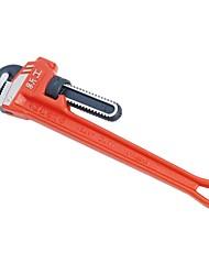Nova chave inglesa de tubulação pesada americana crv td0512 48
