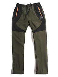 Unisex Pants/Trousers/Overtrousers Hiking Fall