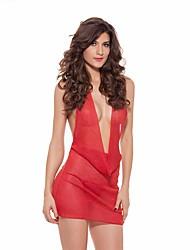 Ultra Sexy Vêtement de nuit Femme Voiles & Transparence