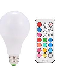 10W Lampadine LED smart A80 38 SMD 5050 800 lm Bianco caldo Colori primari V 1 pezzo