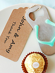 Flip Flop Bottle Opener DIY Wedding Favors Beter Gifts® Party Supplies