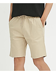 Homme Street Chic Taille Normale strenchy Chino Pantalon,Mince
