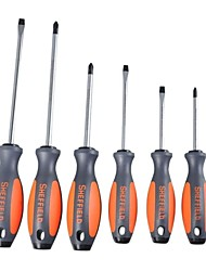 Steel Shield 6 Piece Set Screwdriver Set /1 Set