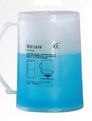 Ice Cup Drinkware Plastic Juice Water Daily Drinkware Random Color
