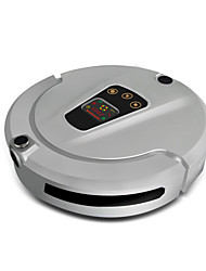 Robot Vacuum FR-T Wet Mopping Wet and Dry Mopping Remote Control Self Recharging Avoids Falling Virtual Wall Anti-collision System