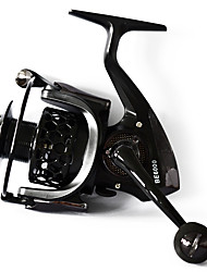 Carretes para pesca spinning 4.7:1-5.5:1 13 Rodamientos de bolas Intercambiable Pesca en General-BE2000