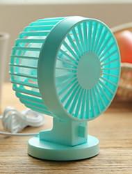 Creative Rechargeable Mini Fan Desktop Usb Silent Student Dormitory Desk Portable  Fan