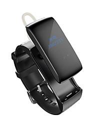 Hombre Reloj Smart Chino Digital Mando a Distancia Calendario Resistente al Agua Monitor de Pulso Cardiaco Velocímetro Podómetro