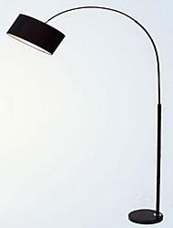 40 Moderno/ Contemporâneo Luminária de Chão , Característica para Proteção para os Olhos , com Outro Usar Interruptor On/Off Interruptor