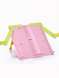 Multifunctional ABS Flodable Portable Desktop Organizer Reading Rack