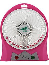 Ventilador de arRegulação da velocidade do vento USB Universal Standard Design Portátil LED Fresco e refrescante Leve e conveniente