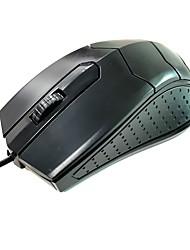Usb souris câblée 1600 dpi souris souris ordinateur haute précision souris optique souris bureau