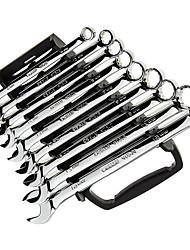 Sata 9 Polished Dual-Purpose Wrench Set /1 Set