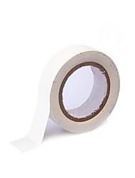 Wankebao weißes Isolierband 19mm um 0,18 mm x 18m / 10