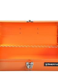 Boîte à outils en acier 17 420x175x140mm / 1