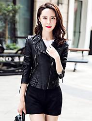 Feminino Terno Saia Conjuntos Primavera Colarinho Chinês