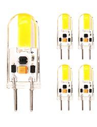 2W Luci LED Bi-pin T 1 COB 180 lm Bianco caldo Luce fredda V 5