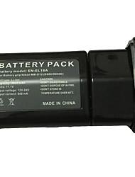 Ismartdigi EL18A 11.1V 2600mAh Battery Pack for Nikon D800 D800E EL18A Camera