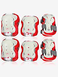 Long Skateboarding Helmet Helmet Children Skating 7 Sets Bike Skateboard Skateboarding Roller Skating Skates