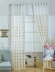 Curtain Patterned Pastoral , Embroidered Living Room Material Sheer Curtains Shades Home Decoration For Window