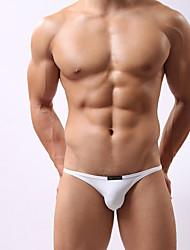 Hot! Fashion 8Colors Men's One-piece Lace Up Color Block Sport Mesh Solid  Beachwear Swimwear