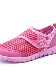 Girls' Loafers & Slip-Ons Slingback Moccasin Comfort Light Soles Breathable Mesh Fabric Tulle Leatherette Spring SummerCasual Outdoor