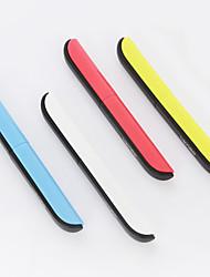 Candy Color Plastic Pen Type Folding Portable Scissors 1PC