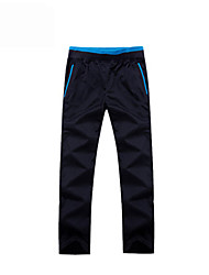 Per uomo Pantaloni da corsa Casual Pantalone/Sovrapantaloni per Corsa Esercizi di fitness Tessuto sintetico Largo L XL XXL XXXL XXL-XXXL