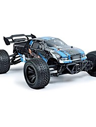12812 Truggy 1:12 Carro com CR 30 2.4G 1 x manual 1x Bateria 1x Carregador 1 carro RC x