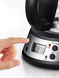 Coffee Machine Fully-automatic Hourglass Health Care Upright Design Reservation Function 220V