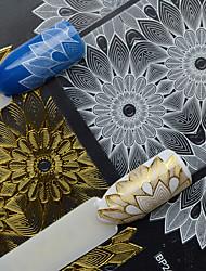 1 Стикер искусства ногтя Женская униформа Компоненты для самостоятельного изготовления макияж Косметические Ногтевой дизайн
