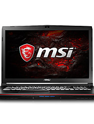 Msi gaming laptop 15.6 pollici intel i5-7300hq 8gb ddr4 1tb hdd 128gb ssd windows10 gtx1050ti 2gb gp62 7re-817cn