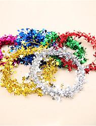 Plástico Ferro Decorações do casamento-1 PeçaCasamento Halloween Aniversário Recém-Nascido Festa Festa/Eventos Cerimônia Festa de