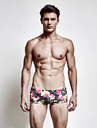 Aimpact 2017 New Beach Surfing Men's Swimwear Low Sexy Men's Swim Boxers Sportive Beachwear Summer Men Swimsuit Sea Swimming Shorts AM404R