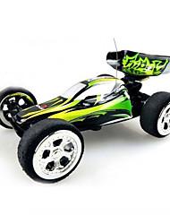 Buggy 1:24 Voitures RC  2.4G Prêt 1 x manuel 1 x Chargeur 1 voiture RC