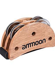 Амуниция эллиптическая галька боксер сопутствующий аксессуар ножка звон бубна для ручных ударных инструментов burlywood