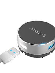 Orico bns1 usb3.0 супер супер скорость 5.0 gbps 3 порта с кабелем 1 м