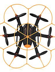 Drone WL Toys Q383-C 4 Canali 6 Asse Con videocamera HD 720PIlluminazione LED Failsafe Giravolta In Volo A 360 Gradi Librarsi Con