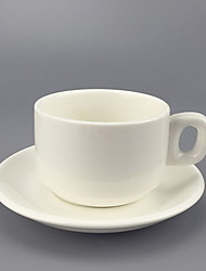 Ceramic Simple Creative European Coffee Cup And Saucer