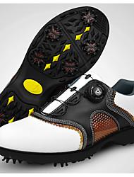 Обувь для игры в гольф Муж. Гольф Пригодно для носки Дышащий Тренировки Повседневная Для спорта и активного отдыха Выступление Практика