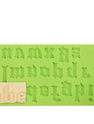 Silicone Fondant Mold Cake Decoration Tools for Chocolate Fimo Clay Mold Color Random