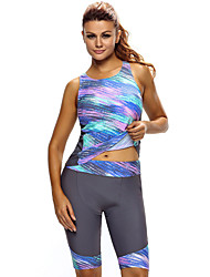 Women's Protective Reduces Chafing Stretch Low-friction smooth Lightweight Materials Comfortable Tactel Diving Suit Swimwear-Swimming