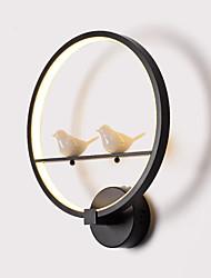 8 Интегрированный светодиод Живопись Особенность for Светодиодная лампа,Рассеянный настенный светильник