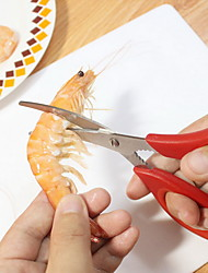 Peeling Shrimp Scissors To Clean Up Shrimp And Cocks