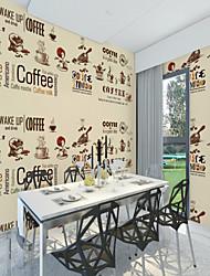 Artistico 3D Design Sfondo Per la casa Contemporaneo Rivestimento pareti , Tela Materiale adesivo richiesta Murale , Carta da parati